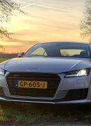 Audi TT uitgelicht