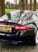 Jaguar XKR uitgelicht