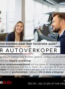 Navigeer jij onze klanten naar hun favoriete auto?