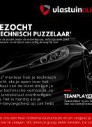 Technisch puzzelaar…